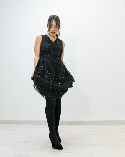 Vestido TETE BY ODETTE negro