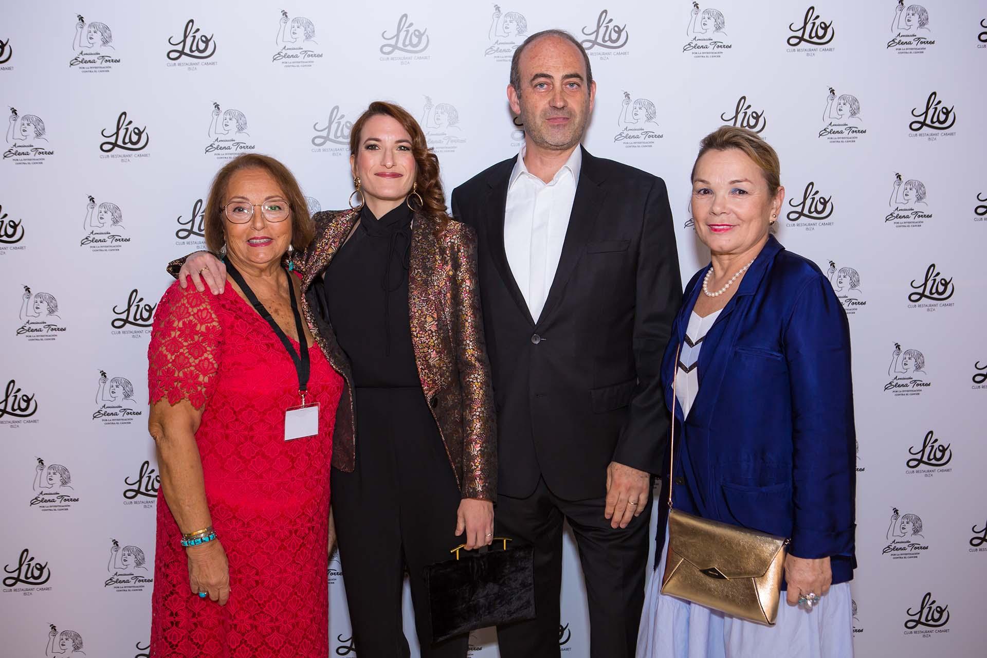 Mari Carmen Gutierrez y Rafael Harillo